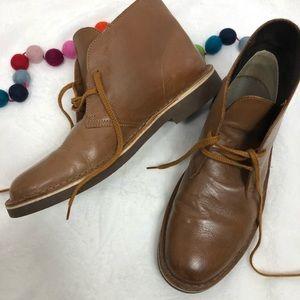{Clarks} Men's Chukka Boots Shoe